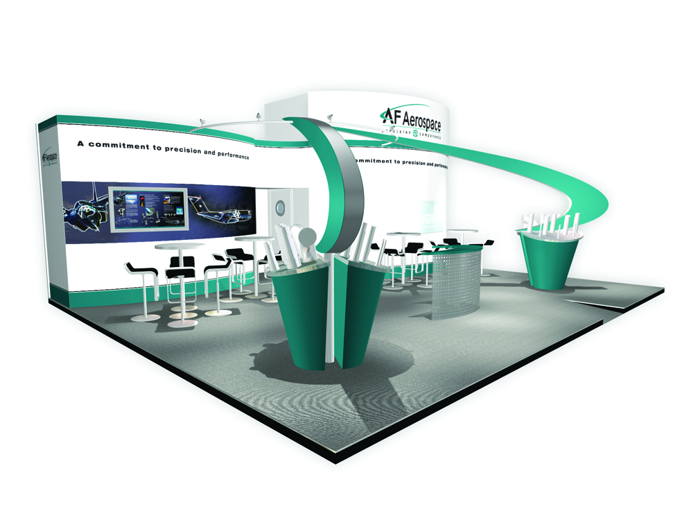 Corner Exhibition Stands Day : Exhibition stand design and build nutcracker exhibitions