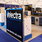 Electra Exhibition Stand and Build - Nutcracker Exhibitions