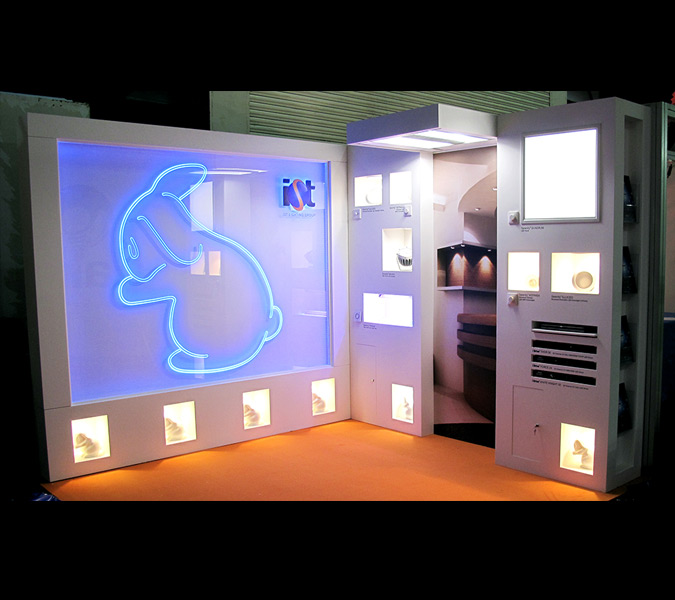 Exhibition Stand Lighting Uk : Exhibition stand design and build nutcracker exhibitions