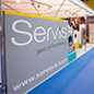 Servis Exhibition Stand Design and Build - Nutcracker Exhibitions