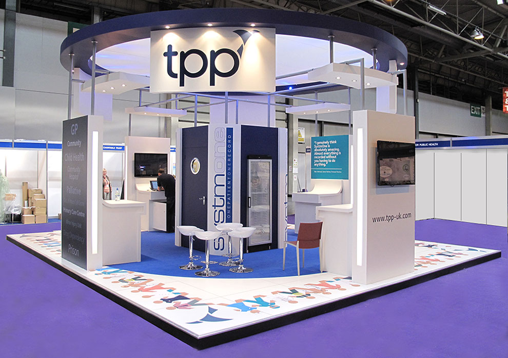 Exhibition Stand Builders London : Exhibition stand design and build nutcracker exhibitions
